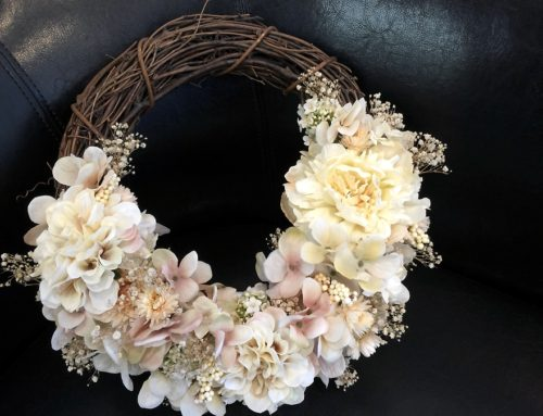 Art Flower Wreath Bouquet