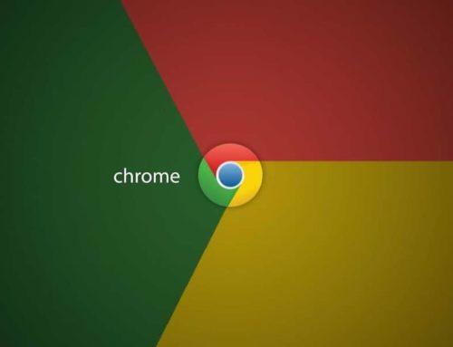 Chrome Version 60