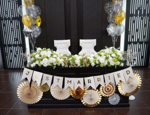 Main Table Flower 4